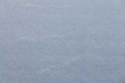 wellnessfleece Babyblau uni